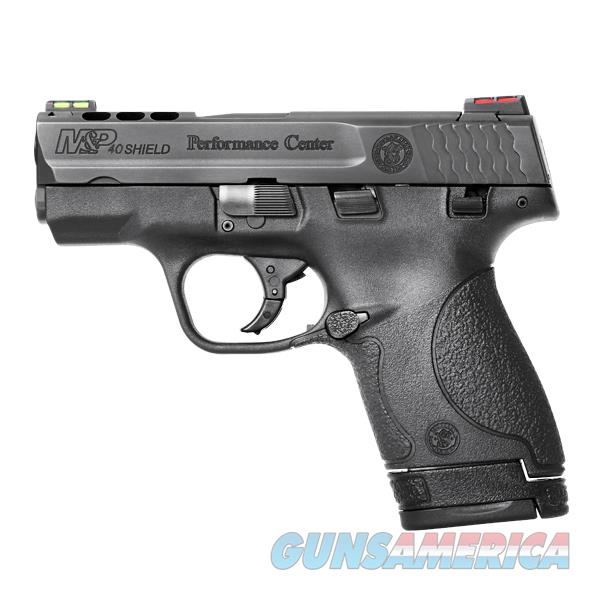 Smith & Wesson M&P Shield Performance Center 10109 40 S&W  Guns > Pistols > Smith & Wesson Pistols - Autos > Shield