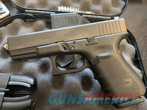 Glock 19 Gen 4  Guns > Pistols > Glock Pistols > 19/19X