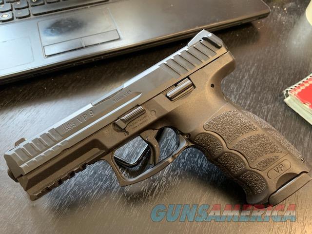 Heckler & Koch VP9  Guns > Pistols > Heckler & Koch Pistols > Polymer Frame