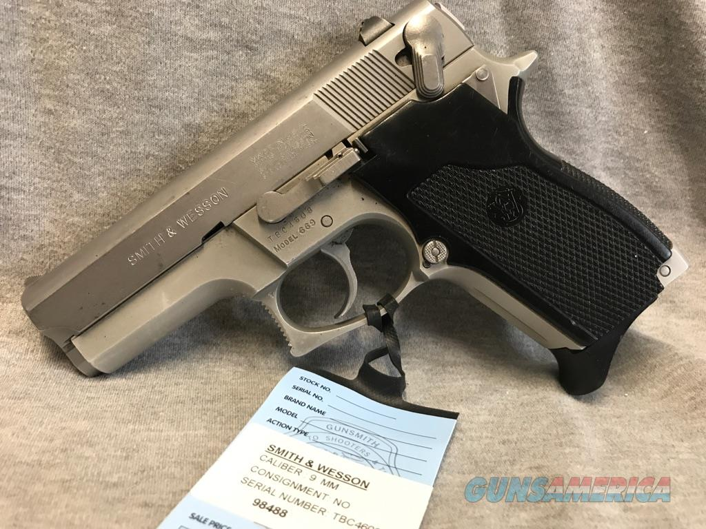 Smith & Wesson 669  Guns > Pistols > Smith & Wesson Pistols - Autos > Alloy Frame
