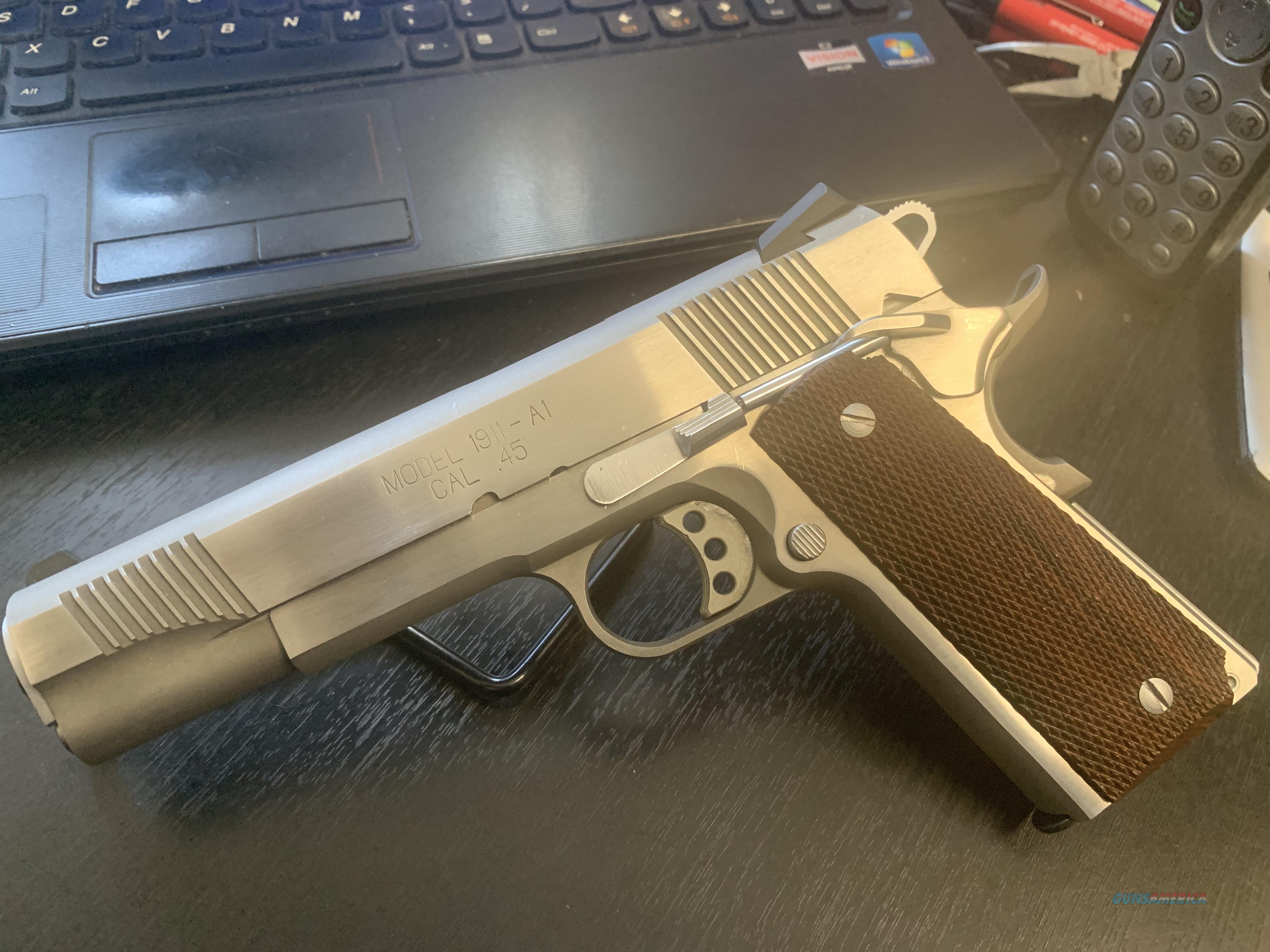 Springfield Armory 1911-A1  Guns > Pistols > Springfield Armory Pistols > 1911 Type