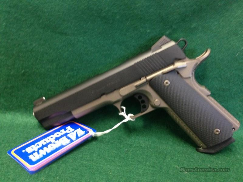 Ed Brown Special Forces Stainless Steel Gen 4  Guns > Pistols > Ed Brown Pistols