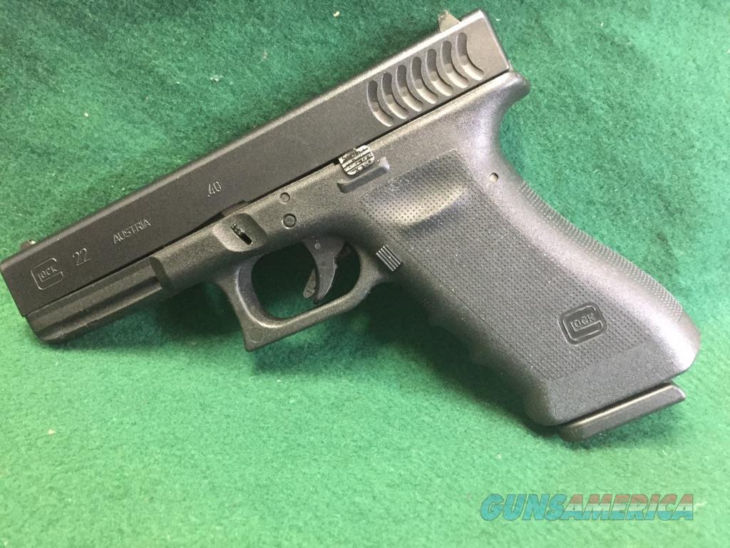 Glock 22 RTF  Guns > Pistols > Glock Pistols > 22
