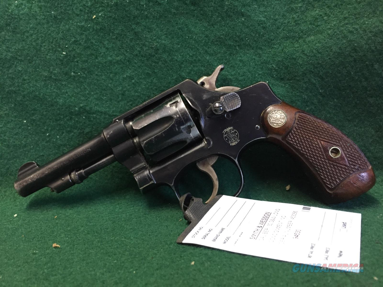 Smith & Wesson Hand Ejector  Guns > Pistols > Smith & Wesson Revolvers > Full Frame Revolver
