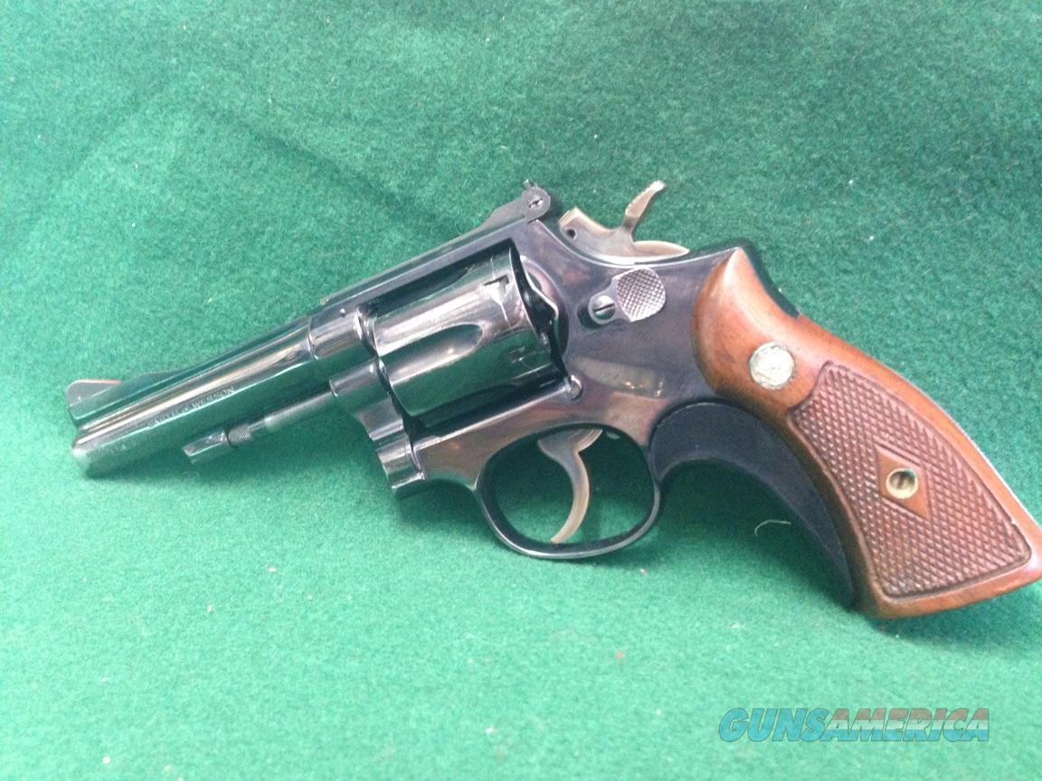 Smith & Wesson 15   Guns > Pistols > Smith & Wesson Revolvers > Full Frame Revolver