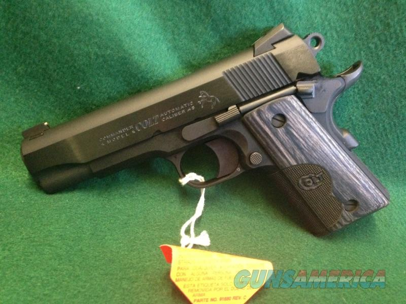 COLT WILEY CLAPP CCO CONCEALED CARRY OFFICER   Guns > Pistols > Colt Automatic Pistols (1911 & Var)