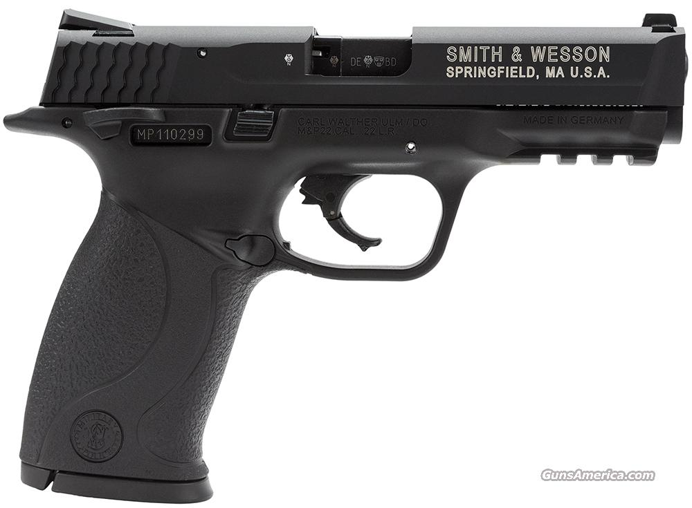 Smith & Wesson M&P 22   Guns > Pistols > Smith & Wesson Pistols - Autos > .22 Autos