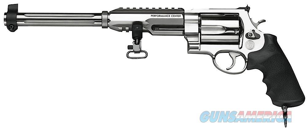 Smith & Wesson 460 Performance Center XVR 170280  Guns > Pistols > Smith & Wesson Revolvers > Full Frame Revolver