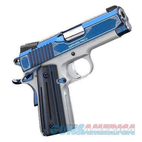 Kimber Sapphire Pro II  Guns > Pistols > Kimber of America Pistols