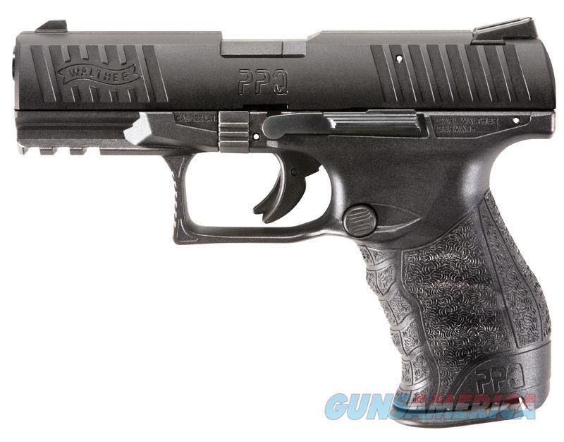 Walther PPQ 22LR  Guns > Pistols > Walther Pistols > Post WWII > P99/PPQ