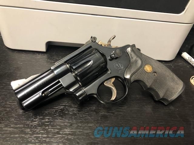Smith & Wesson Model 29-5  Guns > Pistols > Smith & Wesson Revolvers > Med. Frame ( K/L )