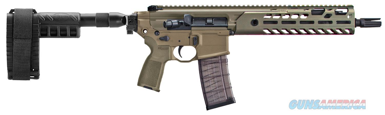 "Sig Sauer MCX Virtus Pistol 11.5""  Guns > Pistols > Sig - Sauer/Sigarms Pistols > MPX / MCX"