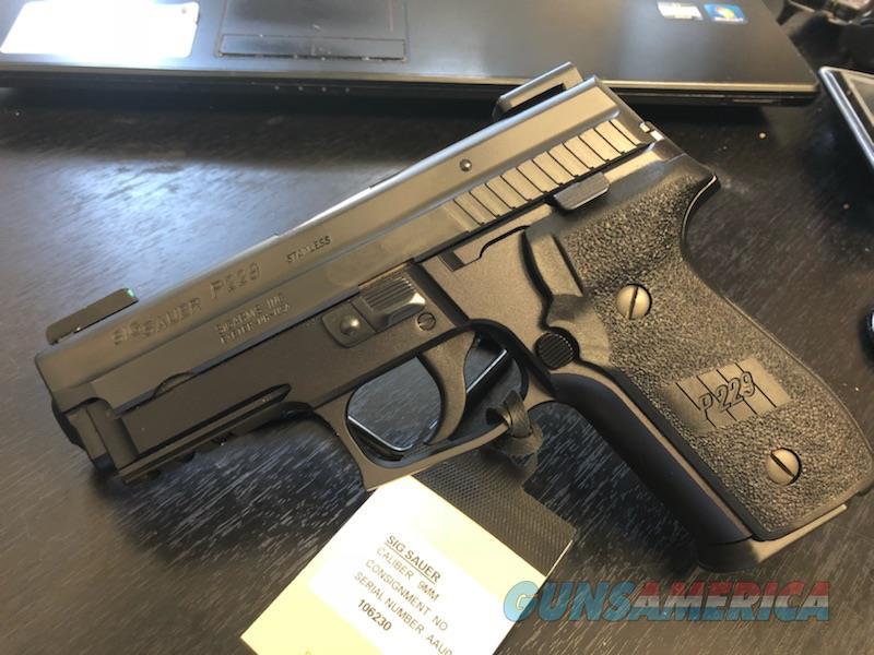Sig Sauer P229 DAk  Guns > Pistols > Sig - Sauer/Sigarms Pistols > P229