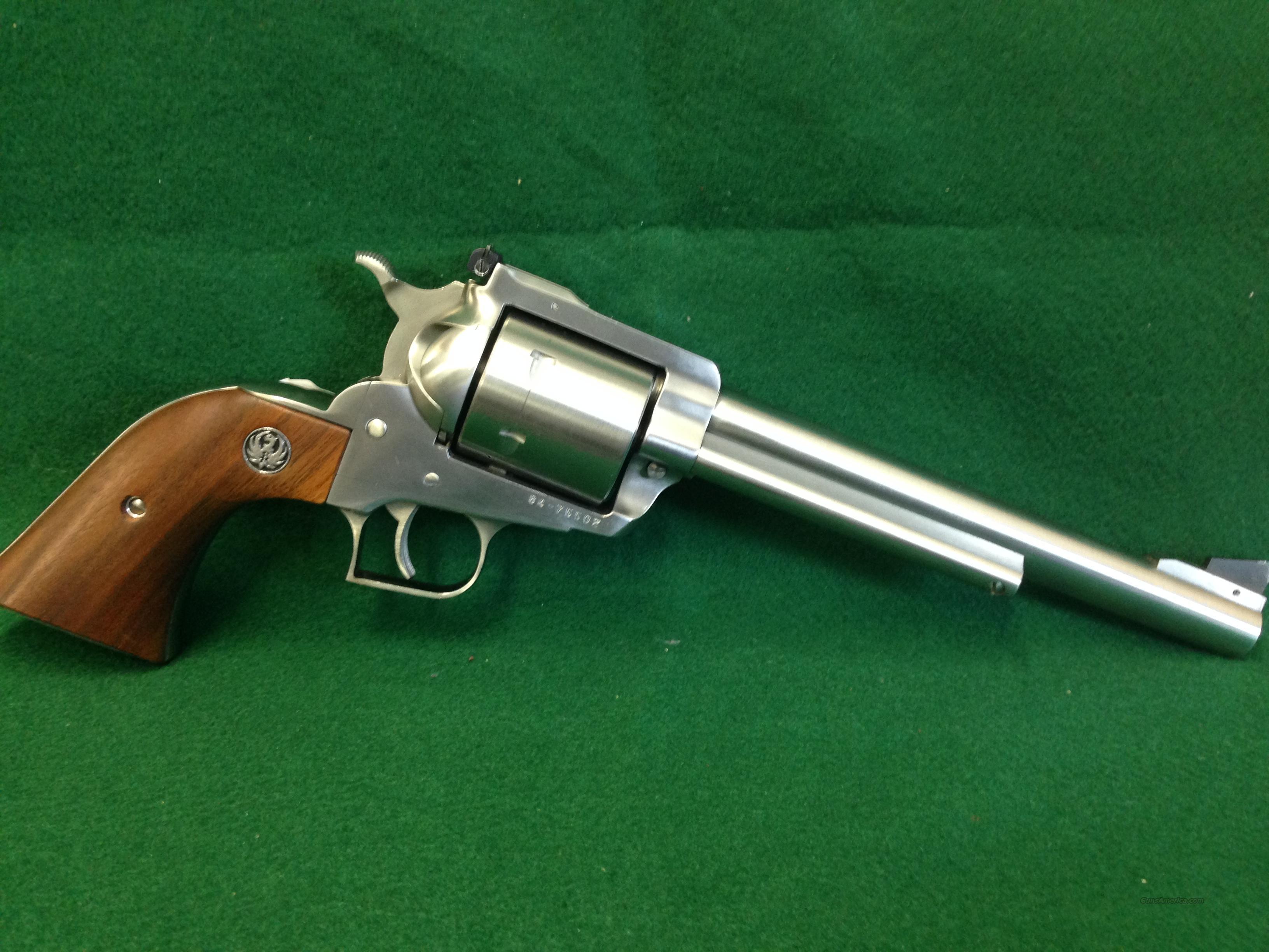 Ruger Super Blackhawk  Guns > Pistols > Ruger Single Action Revolvers > Blackhawk Type
