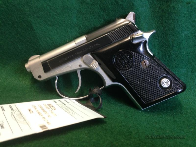 Beretta Model  20  Guns > Pistols > Beretta Pistols > Small Caliber Tip Out