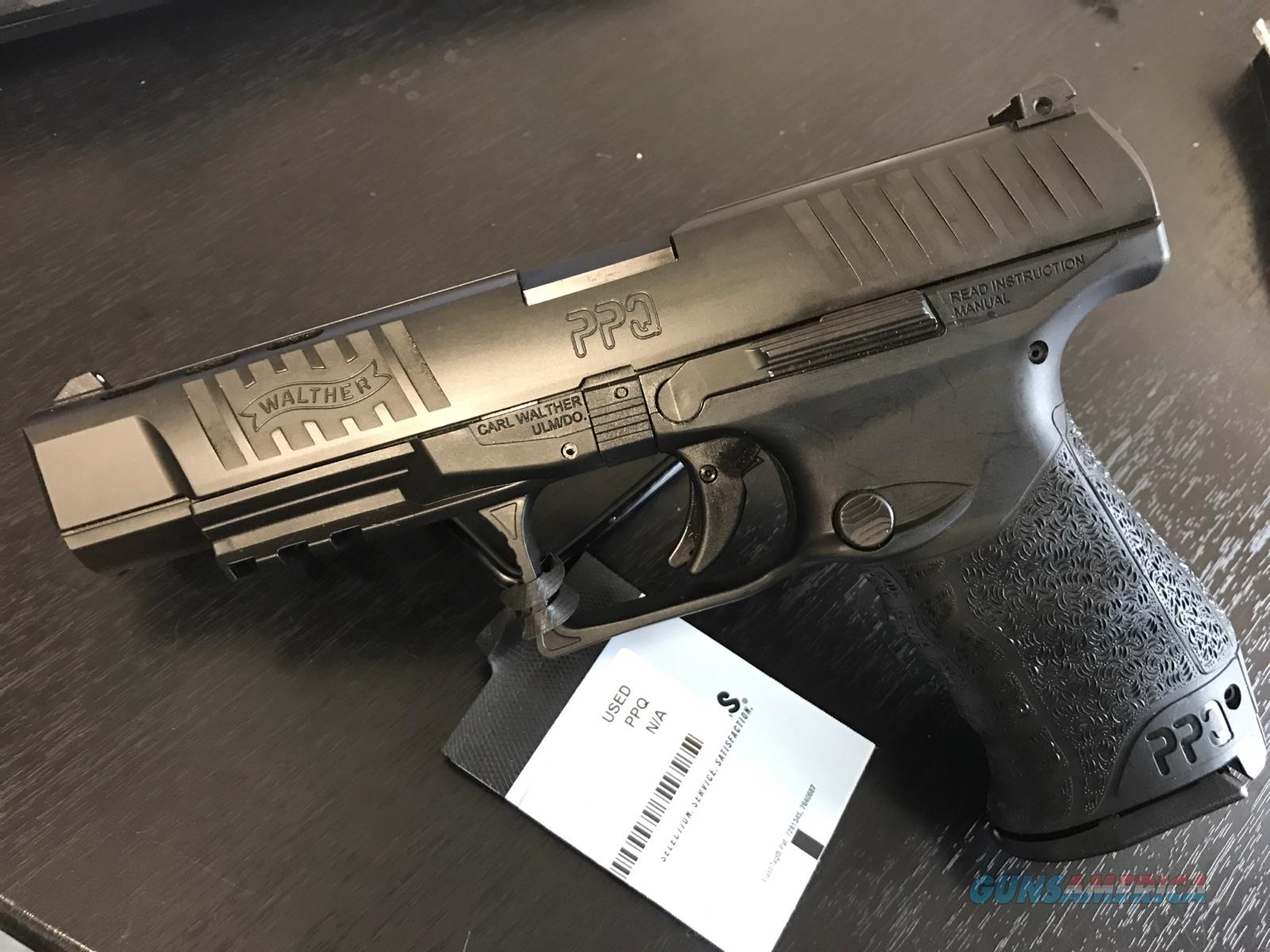 Walther PPQ M2 5in  Guns > Pistols > Walther Pistols > Post WWII > P99/PPQ