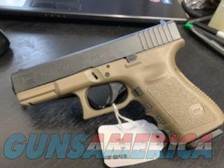 Glock 19 Flat Dark Earth  Guns > Pistols > Glock Pistols > 19/19X