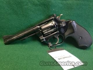 Smith & Wesson Model 34  Guns > Pistols > Smith & Wesson Revolvers > Full Frame Revolver