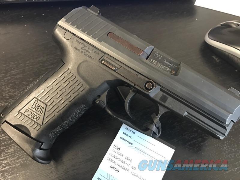Heckler & Koch P2000   Guns > Pistols > Heckler & Koch Pistols > Polymer Frame
