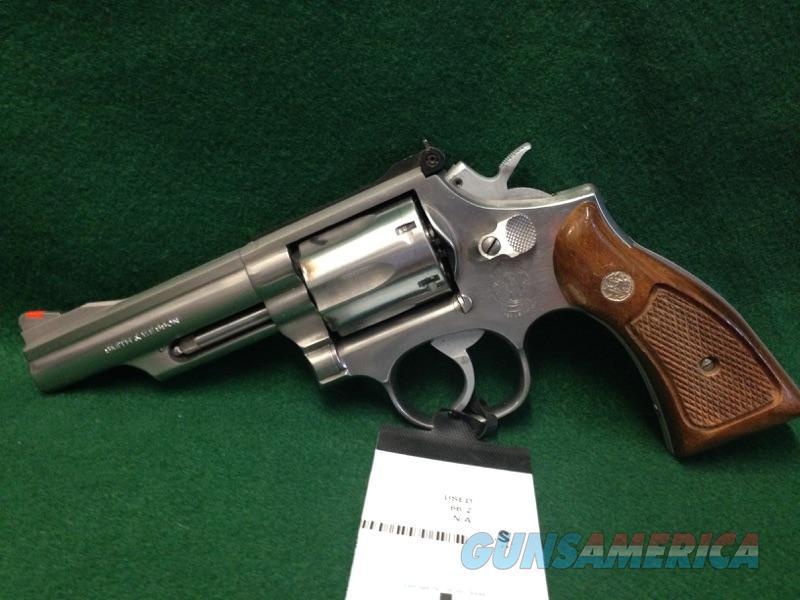 Smith & Wesson 66-2  Guns > Pistols > Smith & Wesson Revolvers > Full Frame Revolver
