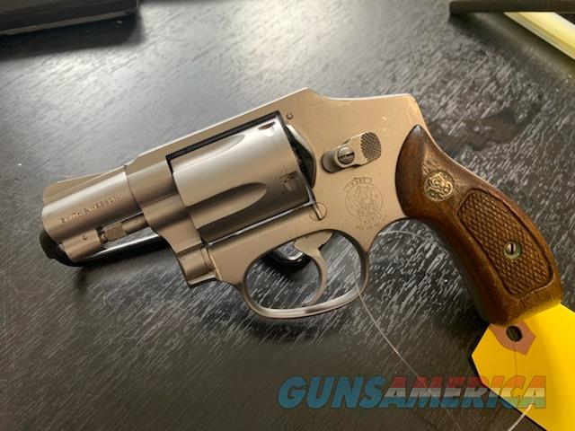 Smith & Wesson 640  Guns > Pistols > Smith & Wesson Revolvers > Small Frame ( J )