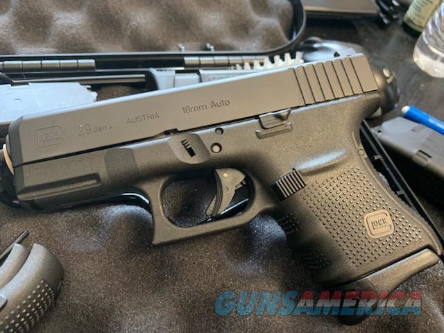 Glock 29 Gen 4  Guns > Pistols > Glock Pistols > 29/30/36