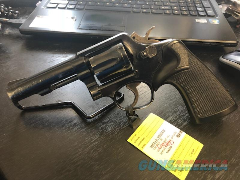 Smith & Wesson Model 10  Guns > Pistols > Smith & Wesson Revolvers > Model 10