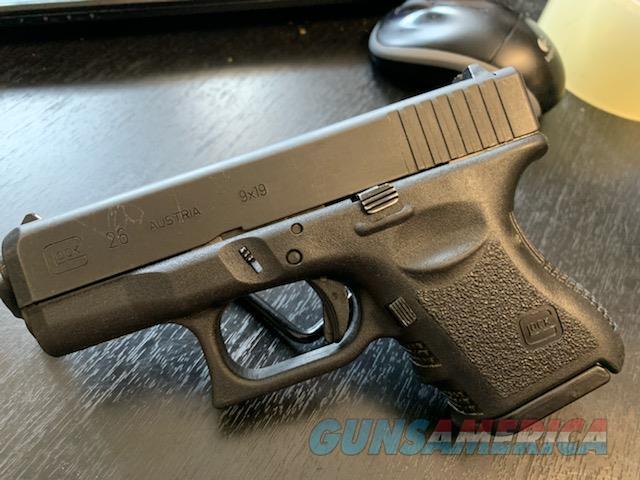 Glock 26 Gen 3  Guns > Pistols > Glock Pistols > 26/27