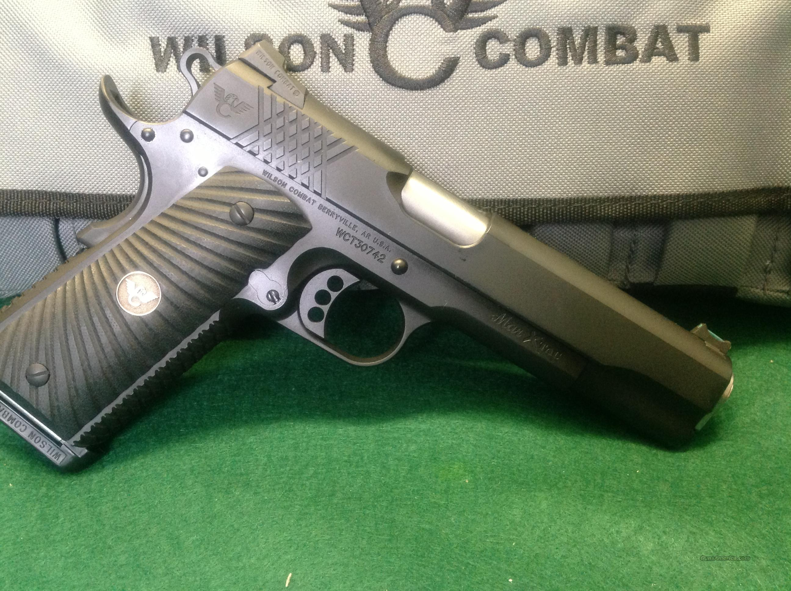 Wilson Combat Xtac No Slide Markings  Guns > Pistols > Wilson Combat Pistols