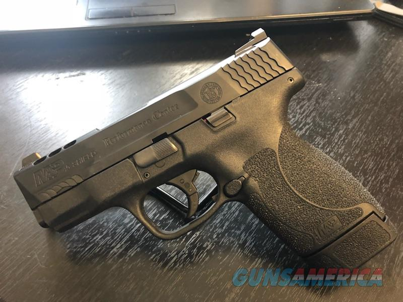 Smith & Wesson M&P Shield 45 Performance Center  Guns > Pistols > Smith & Wesson Pistols - Autos > Shield