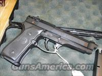 "63415  BERETTA 92 ""DESERT STORM"" Commemorative  Guns > Pistols > Beretta Pistols > Model 92 Series"