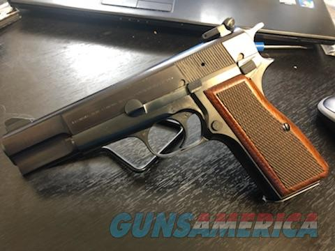 Browning Arms Hi Power  Guns > Pistols > Browning Pistols > Hi Power