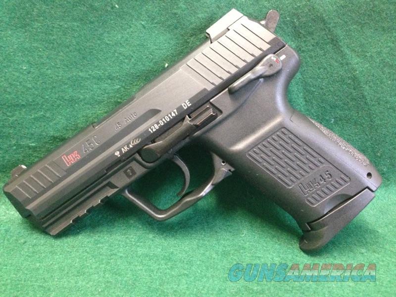 Heckler & Koch HK45 Compact  Guns > Pistols > Heckler & Koch Pistols > Polymer Frame