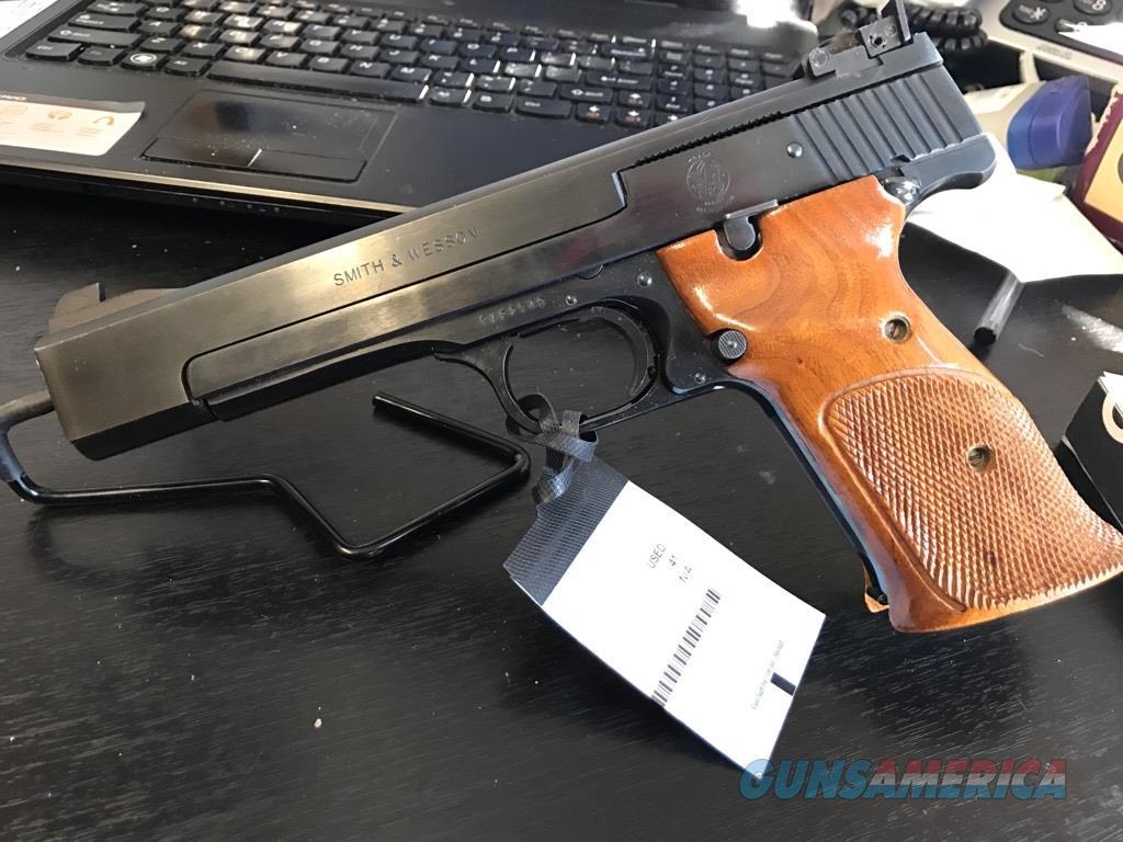 Smith & Wesson Model 41  Guns > Pistols > Smith & Wesson Pistols - Autos > .22 Autos
