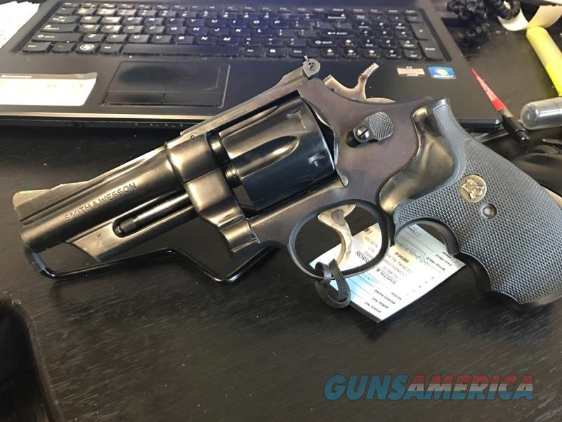 Smith & Wesson Model 28-2  Guns > Pistols > Smith & Wesson Revolvers > Med. Frame ( K/L )