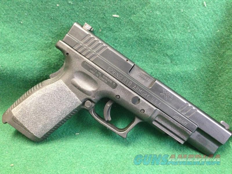 Springfield Armory XD  Guns > Pistols > Springfield Armory Pistols > XD (eXtreme Duty)