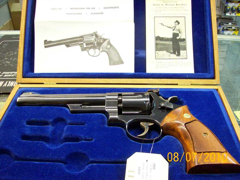 64595  S&W MODEL 25-2 .45 ACP (Early S/N)  Guns > Pistols > Smith & Wesson Revolvers > Full Frame Revolver