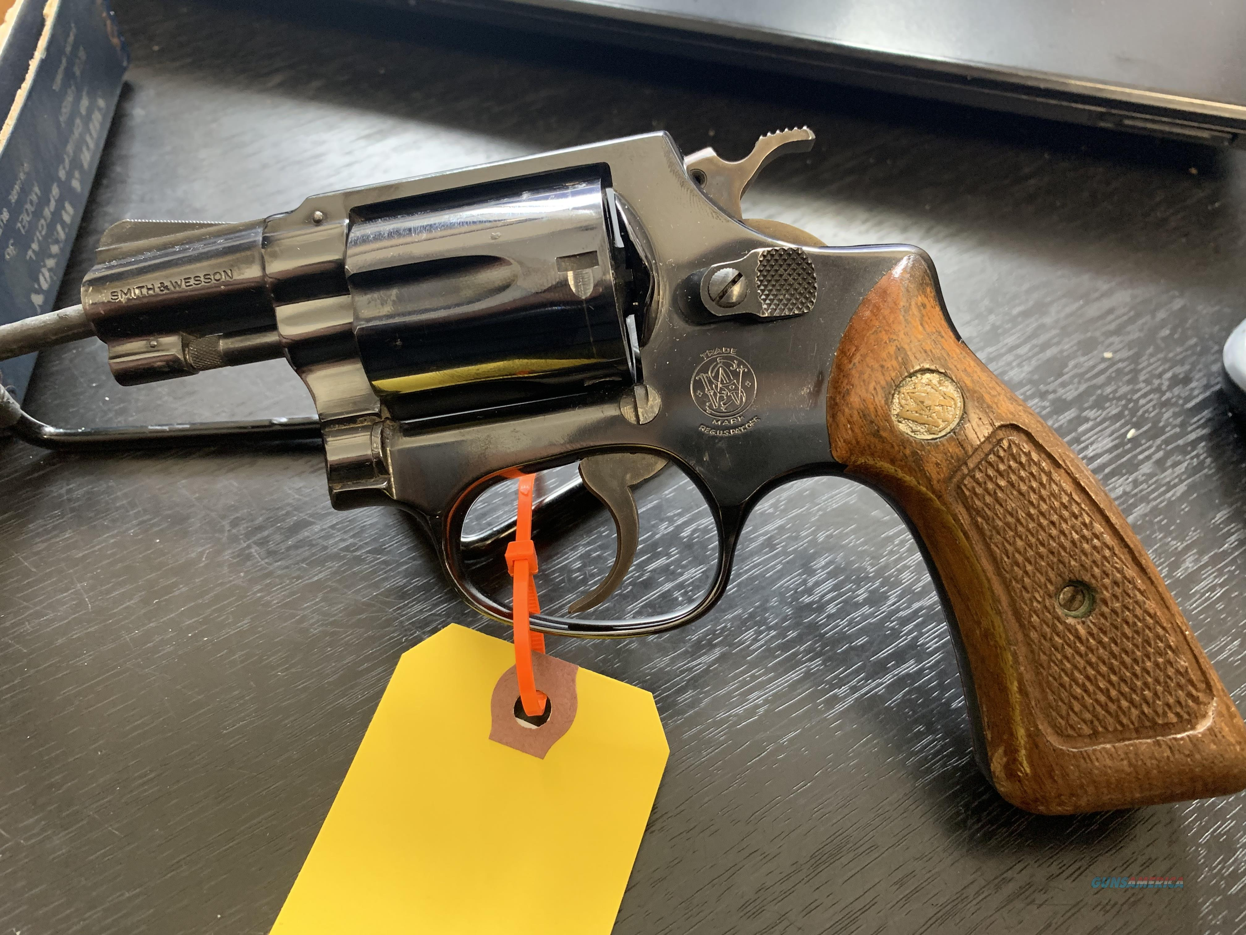 Smith & Wesson 36 Pinned barrel  Guns > Pistols > Smith & Wesson Revolvers > Small Frame ( J )