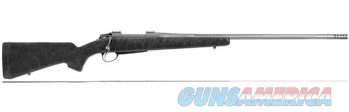 Sako A7 Big Game 30-06 Threaded with Muzzle Brake JRMBG20TB  Guns > Rifles > Sako Rifles > A7 Series