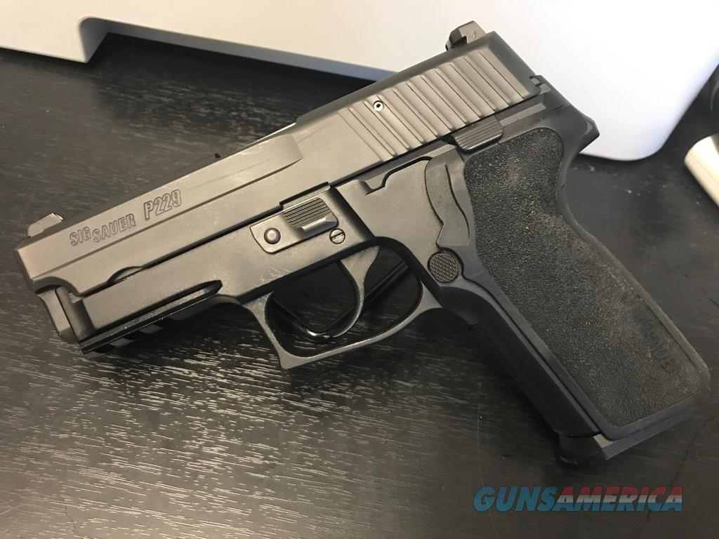 Sig Sauer P229 DAK 40 S&W  Guns > Pistols > Sig - Sauer/Sigarms Pistols > P229