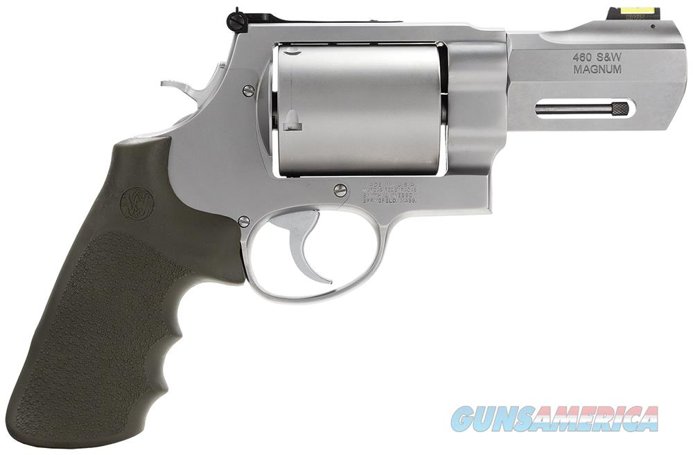 Smith & Wesson 460 Performance Center XVR 170350   Guns > Pistols > Smith & Wesson Revolvers > Performance Center