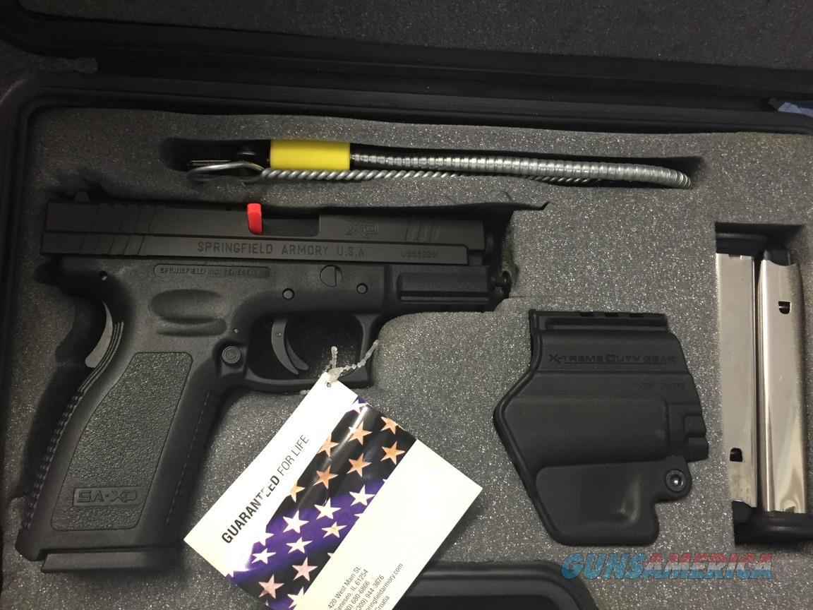 Springfield Armory XD 45 GAP  Guns > Pistols > Springfield Armory Pistols > XD (eXtreme Duty)