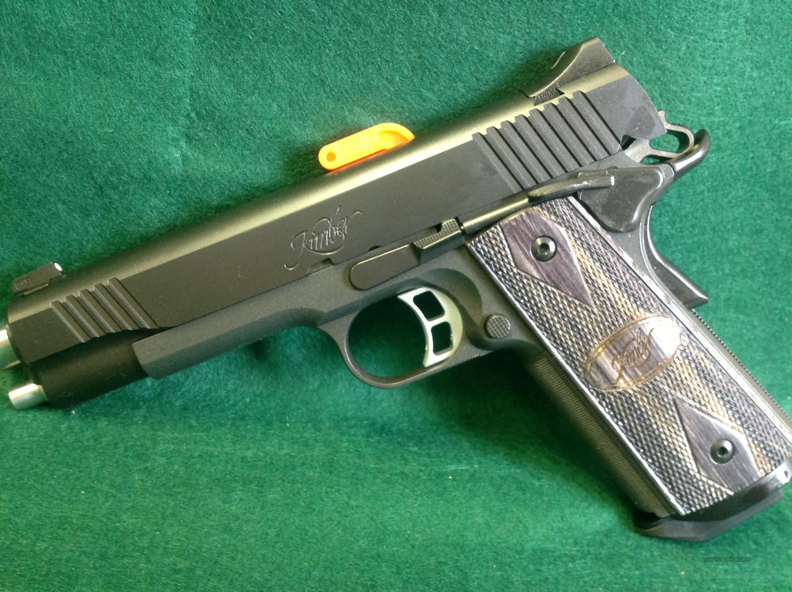 Kimber Tactical Custom HD II  Guns > Pistols > Kimber of America Pistols