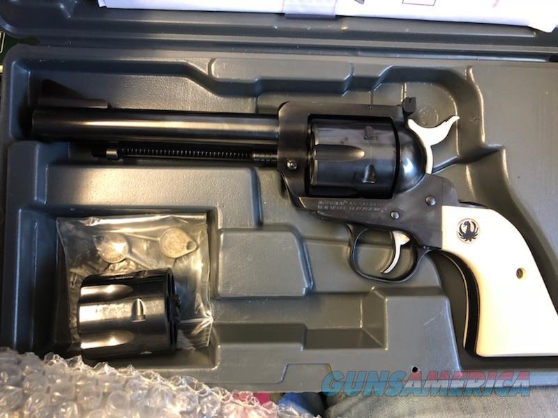 Ruger New Model Blackhawk 5240  Guns > Pistols > Ruger Single Action Revolvers > Blackhawk Type