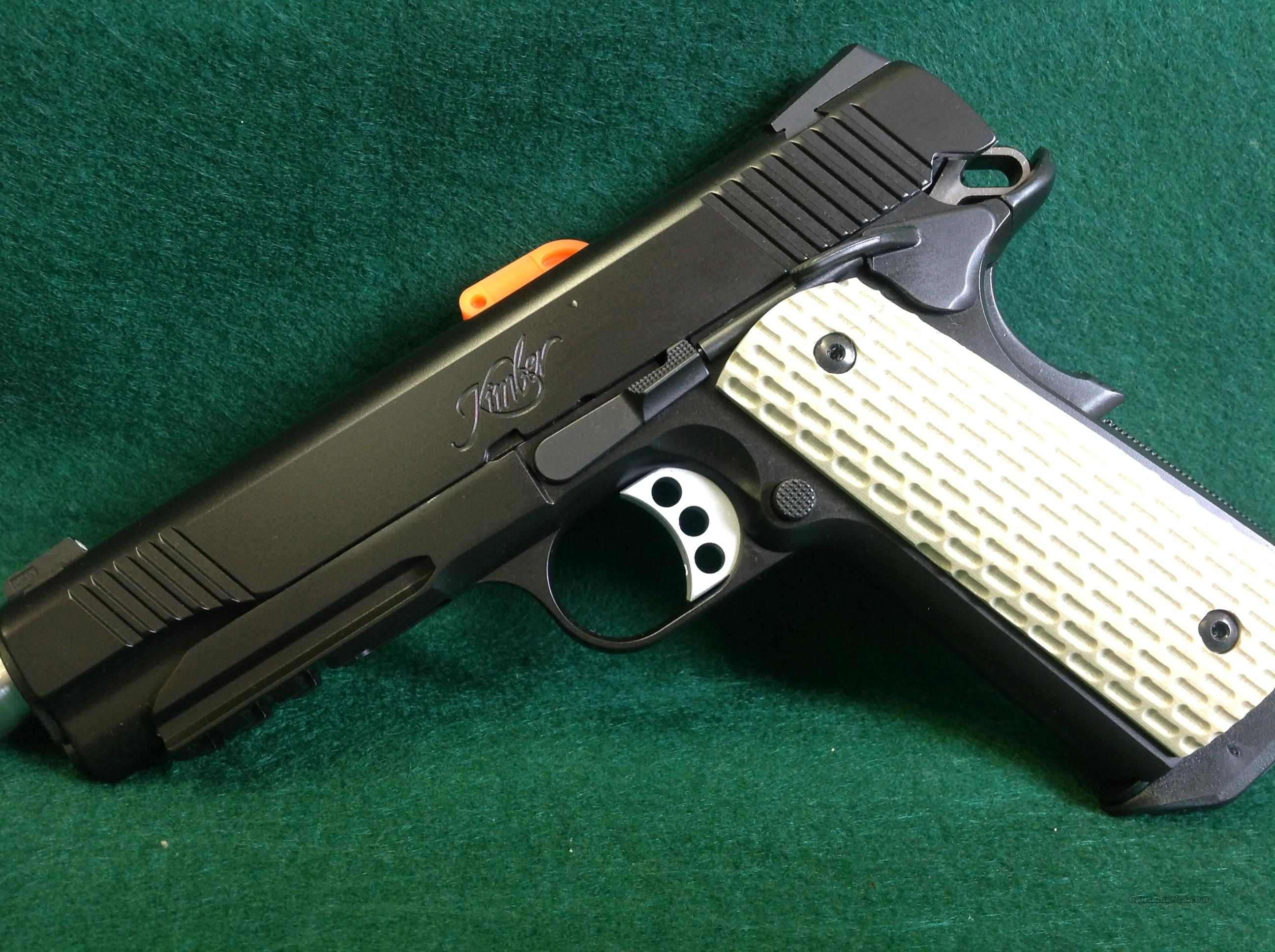 Kimber Warrior  Guns > Pistols > Kimber of America Pistols