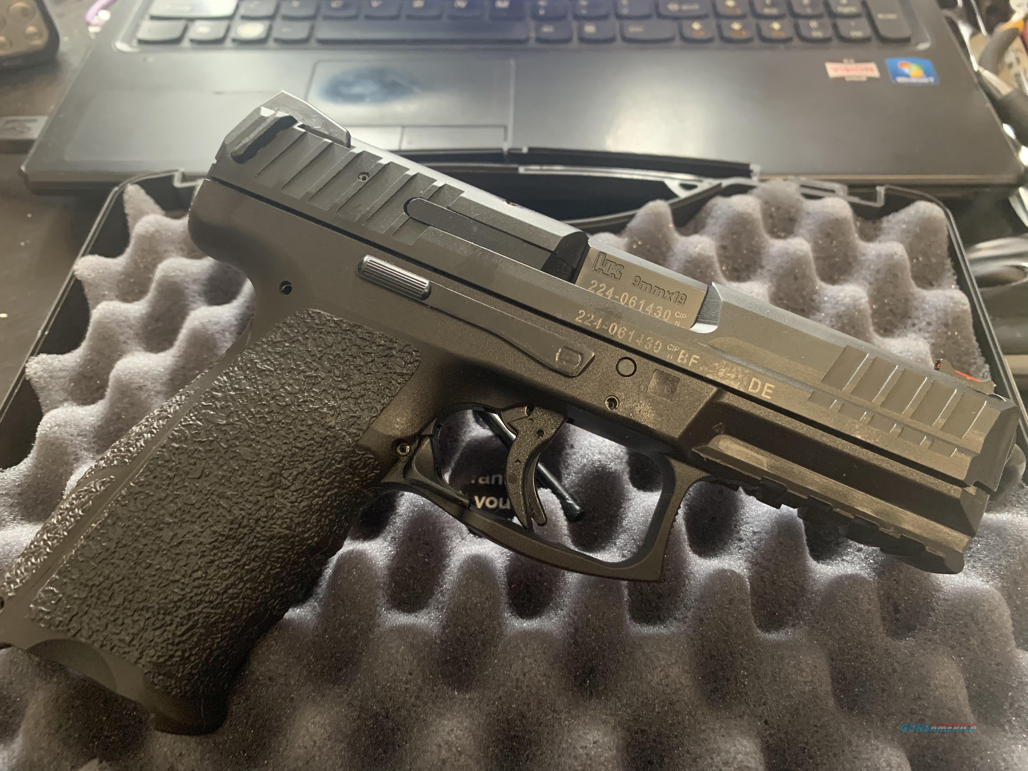 Heckler & Koch VP w/ Match Weight  Guns > Pistols > Heckler & Koch Pistols > Polymer Frame