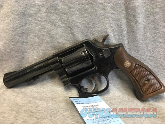 Smith & Wesson Model 10-6  Guns > Pistols > Smith & Wesson Revolvers > Model 10