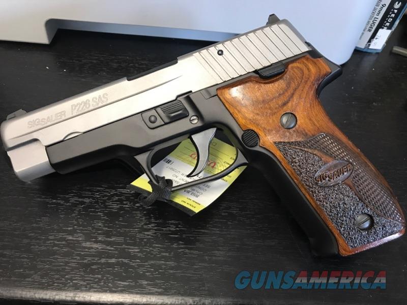 Sig Sauer P226 SAS   Guns > Pistols > Sig - Sauer/Sigarms Pistols > P226