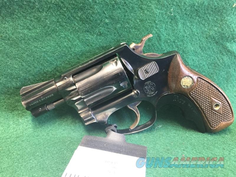 Smith & Wesson Model 36 Flat Latch  Guns > Pistols > Smith & Wesson Revolvers > Full Frame Revolver