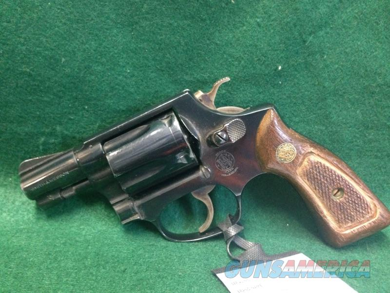 Smith & Wesson Model 36  Guns > Pistols > Smith & Wesson Revolvers > Full Frame Revolver